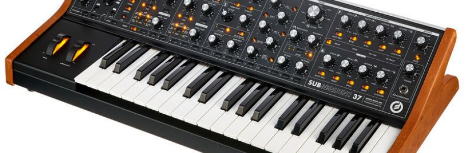 Synthesizers Cover Image