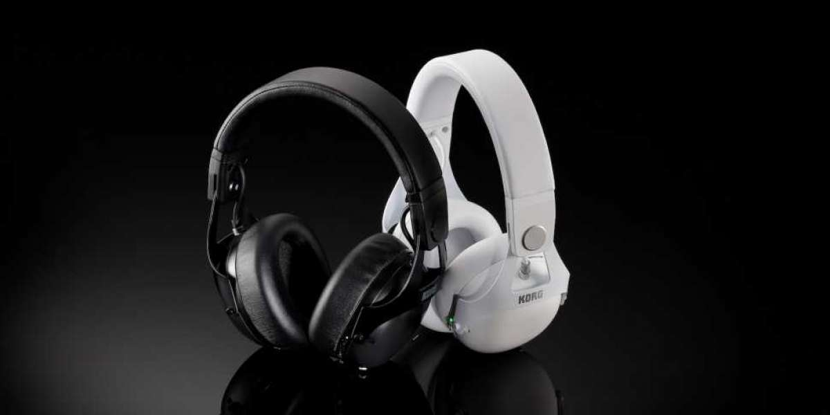 KORG ANNOUNCES NEW NOISE-CANCELLING HEADPHONES FOR DJS AND LIVE PERFORMANCE
